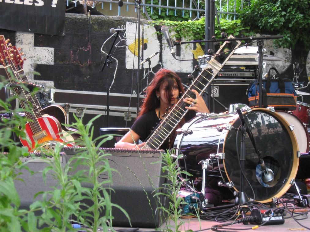 Elli de Mon - Relache Festival, Bordeaux, 12 July 2016
