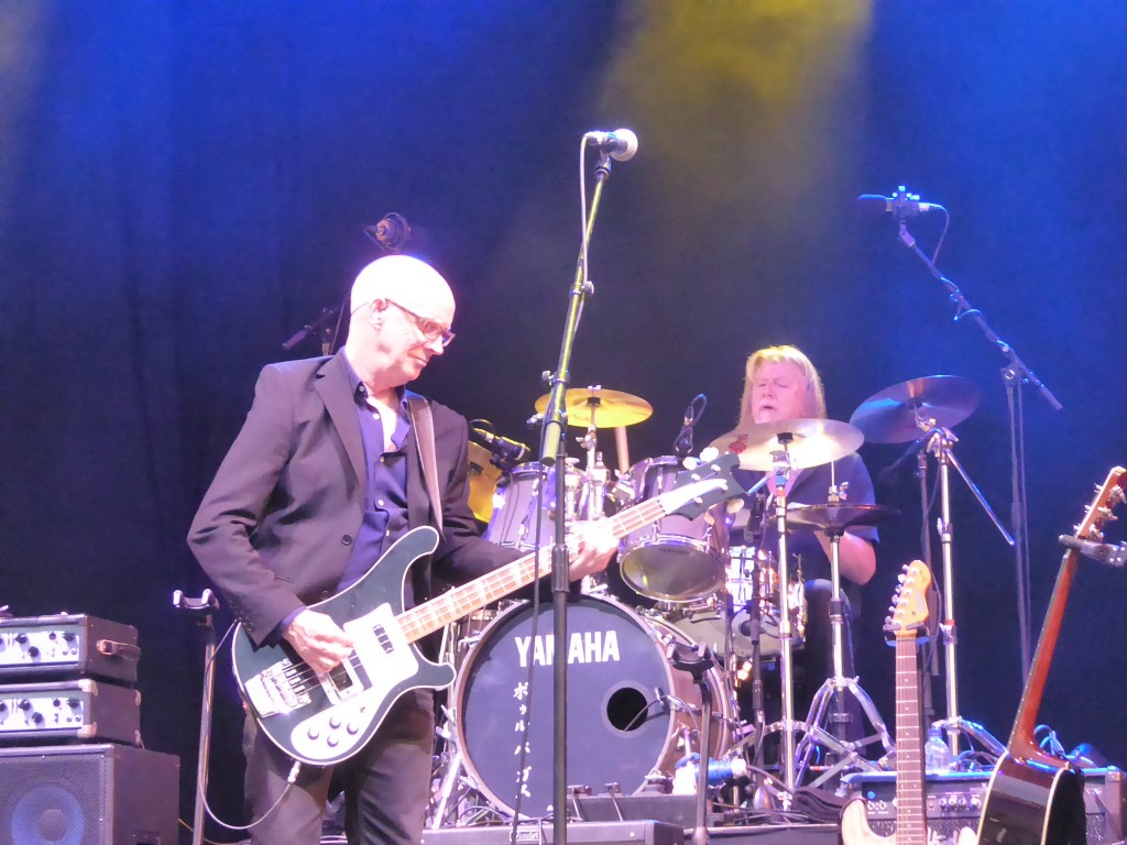 10cc - Old Royal Naval College, Greenwich, 9 July 2016