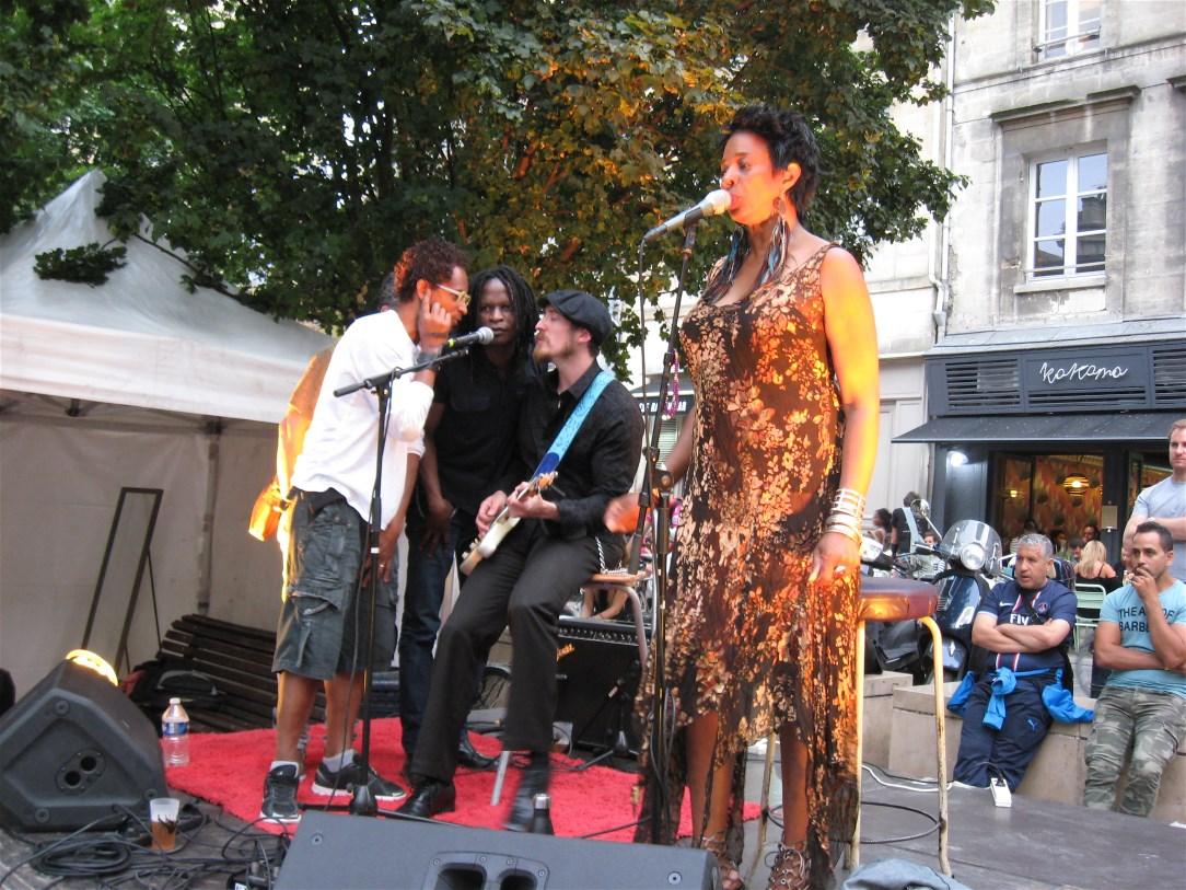 SHAKURA S'AIDA – Relache Festival, Bordeaux, 20 July 2016