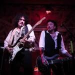 GINGER WILDHEART – Stereo, Glasgow, 15 July 2016