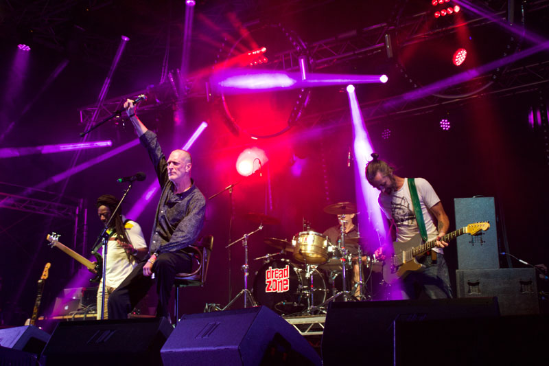 Dreadzone - WATCHET FESTIVAL - 27-28 August 2016