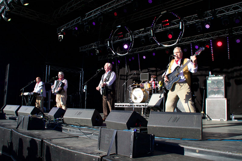 The Wurzels - WATCHET FESTIVAL - 27-28 August 2016