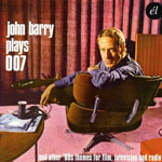 JOHN BARRY - Plays 007 and other '60s themes...