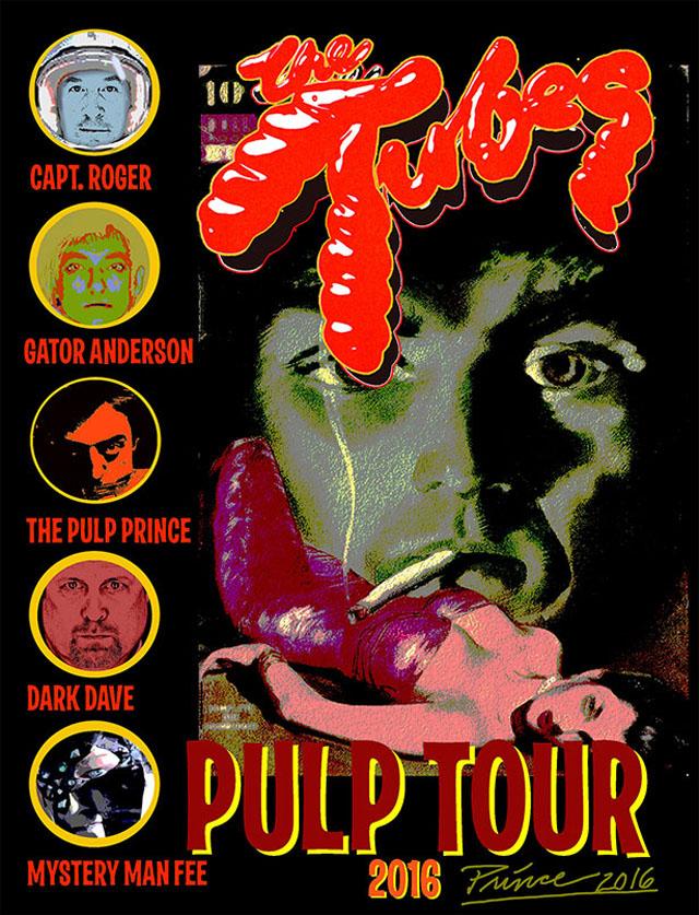 The Tubes - Mondo Pulp Tour
