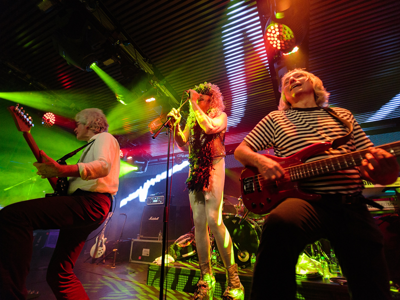 THE TUBES - Club Academy, Manchester, 8 October 2016