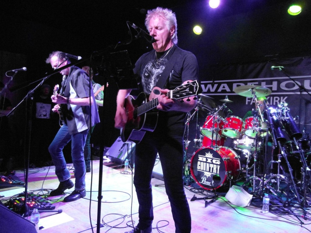 BIG COUNTRY – The Warehouse, Falkirk – 30 September 2016