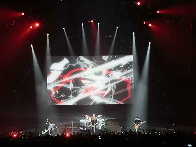 NICKELBACK - SSE Wembley Arena, 17 October 2016
