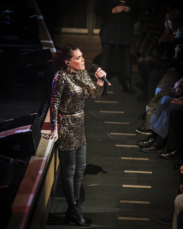 BETH HART/Colin James – Royal Festival Hall, London, 23 November 2016