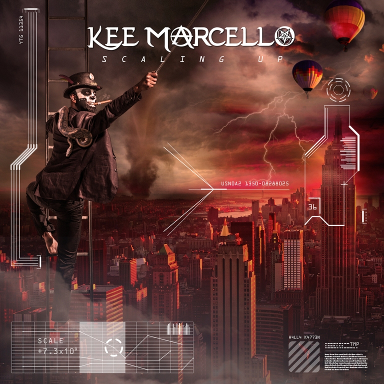 KEE MARCELLO-Scaling Up