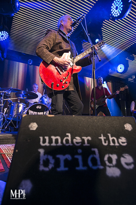 NINE BELOW ZERO – Under The Bridge, London, 4 November 2016