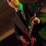 THORBJORN RISAGER THE BLACK TORNADO – Boom Boom Club, Sutton, 14 November 2016