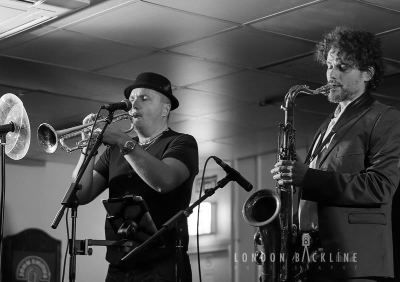 THORBJORN RISAGER & THE BLACK TORNADO – Boom Boom Club, Sutton, 14 November 2016