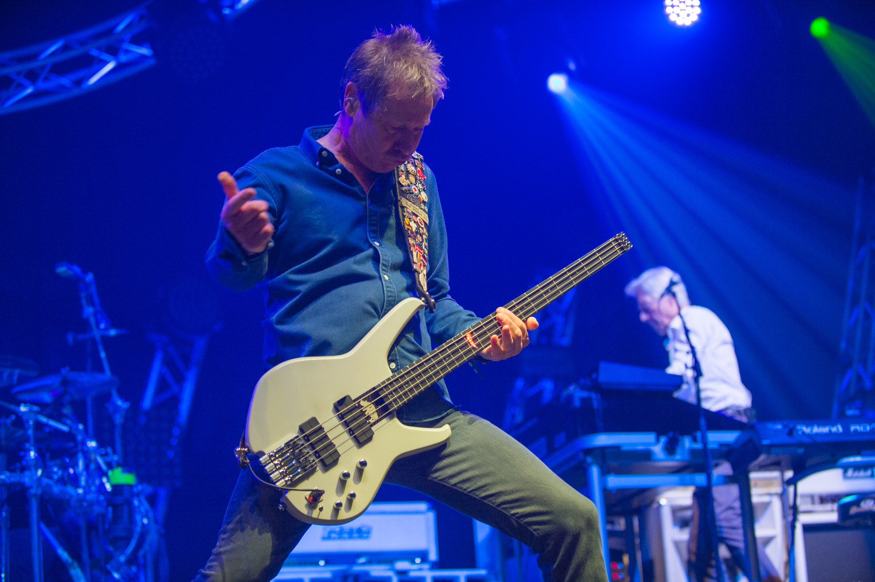 STATUS QUO – The Hydro, Glasgow, 20 December 2016