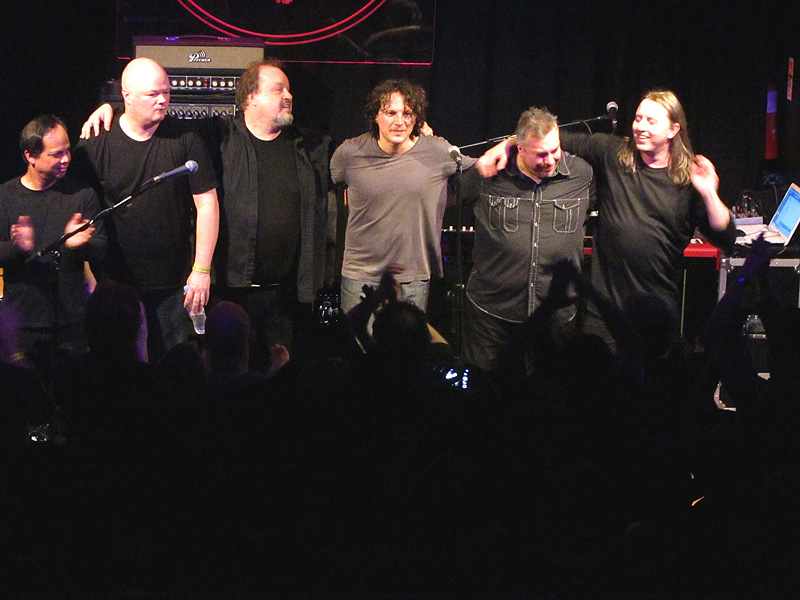 Steve Rothery Band - Band On The Wall, Manchester, 12 January 2017