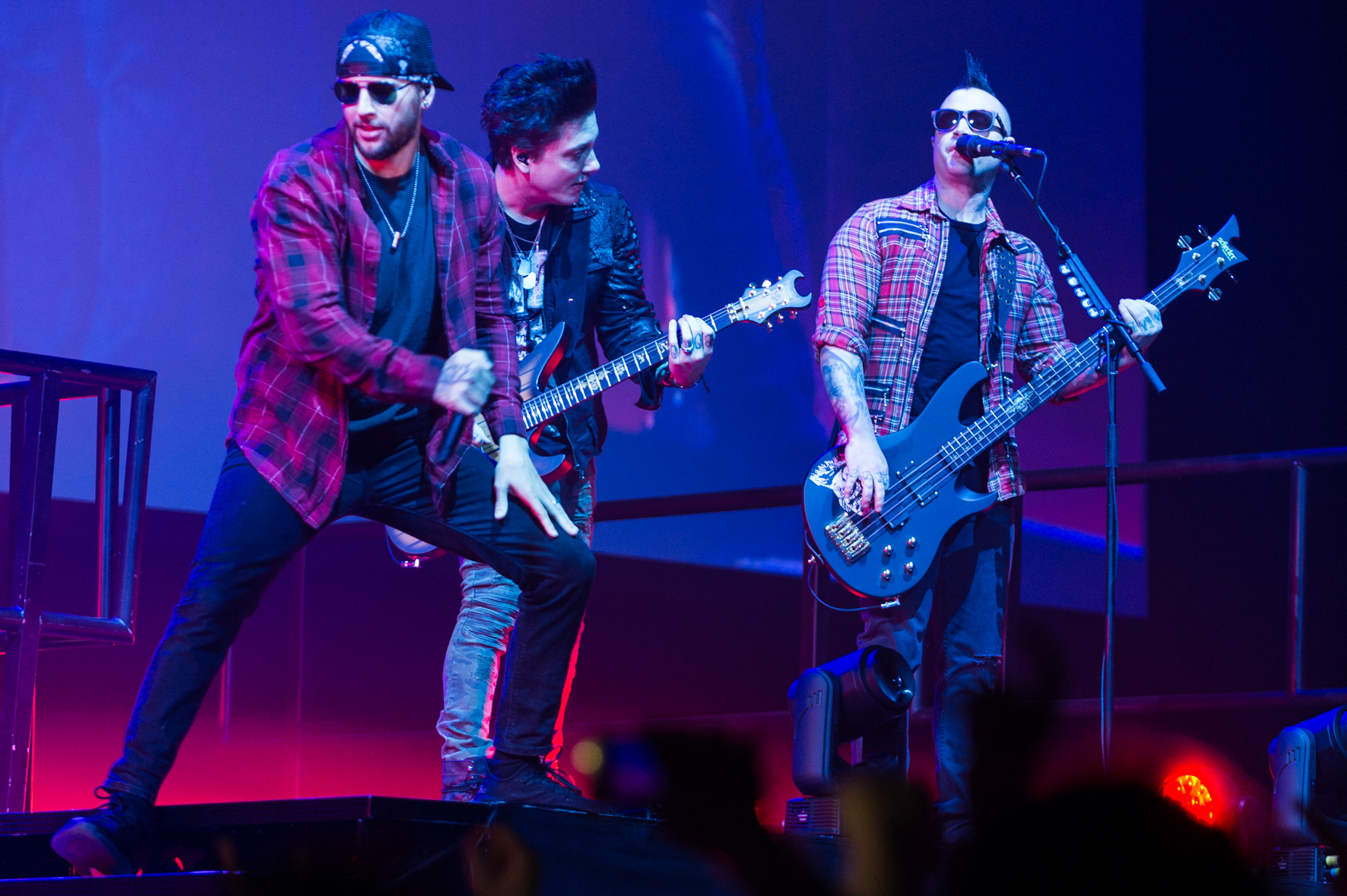 AVENGED SEVENFOLD – Hydro, Glasgow, 10 January 2017