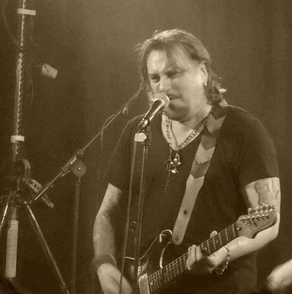 Dirty White Boyz - Melodic Rock Fundraiser - The Spot, Derby, 28 January 2017