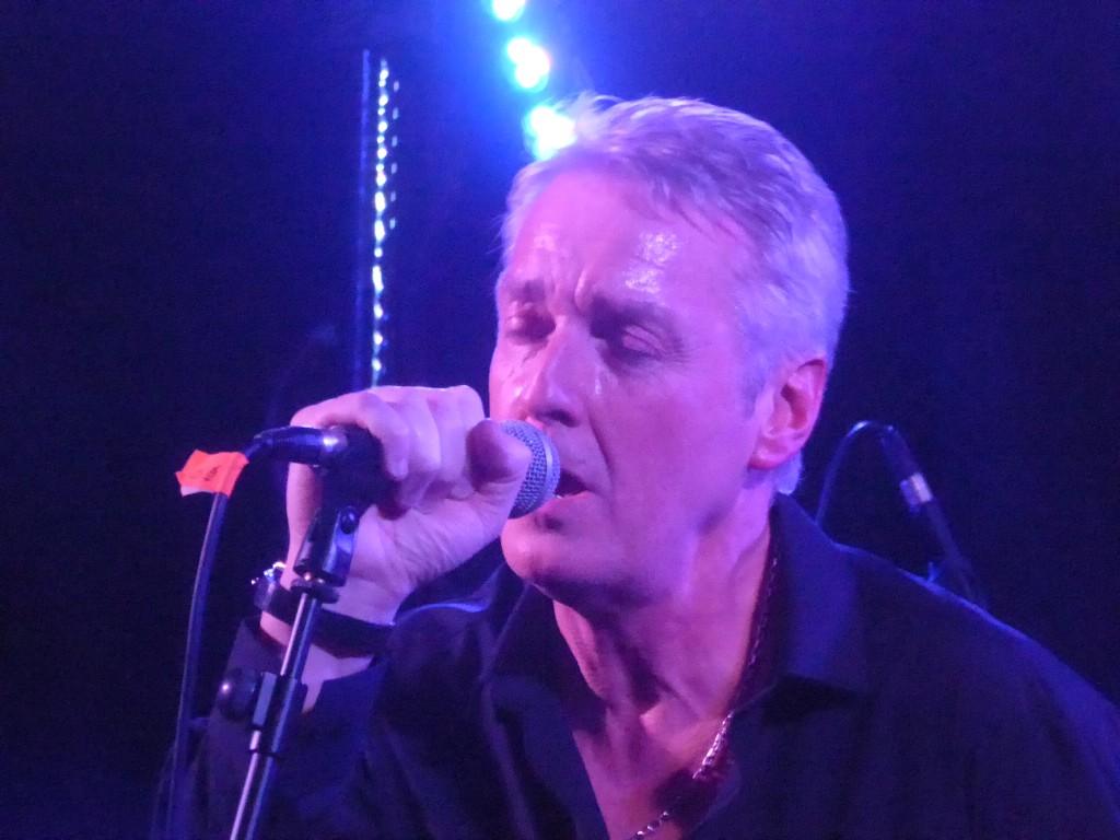 Steve Overland - Melodic Rock Fundraiser - The Spot, Derby, 28 January 2017