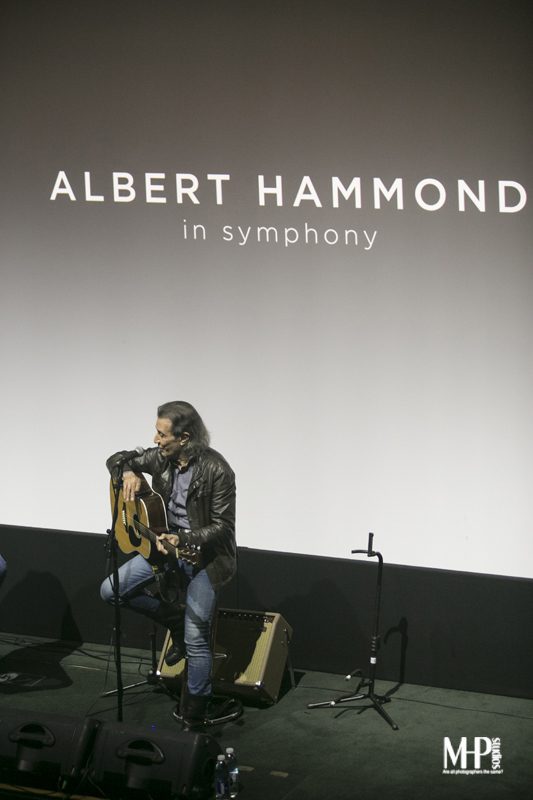 ALBERT HAMMOND Album Launch Party – Regent Street Cinema, London, 29 March 2017