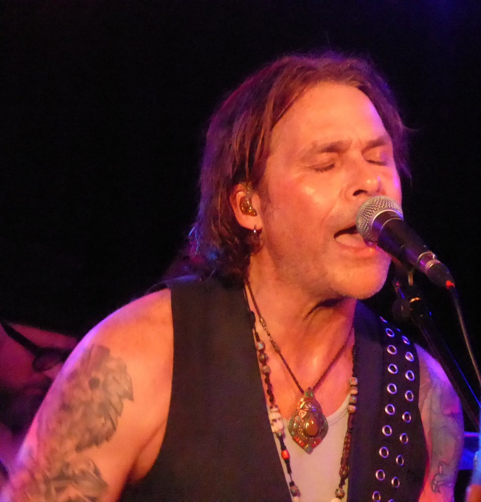 MIKE TRAMP- The Black Heart, Camden, 8 March 2017
