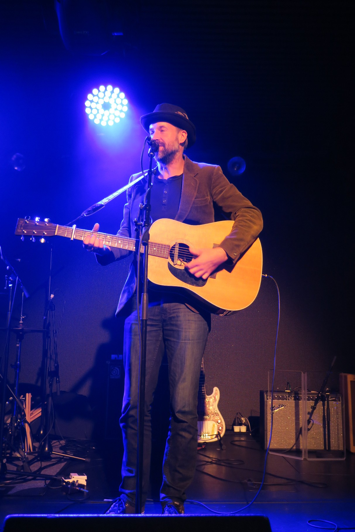 Jon Allen – Under The Bridge, London, 27 May 2017