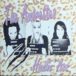 THE AMORETTES – Haulin' Ass