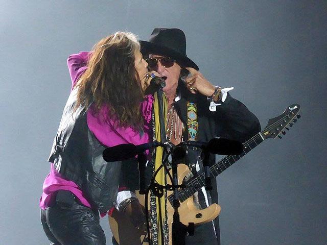 Aerosmith - DOWNLOAD, Donington Park, 11 June 2017