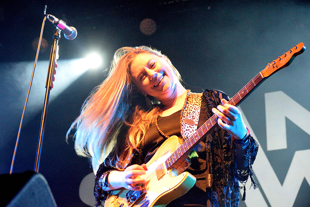 JOANNE SHAW TAYLOR - O2 Ritz, Manchester, 17 March 2019