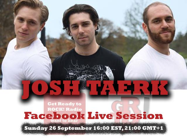 Josh Taerk - Facebook Live Session