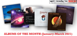 Albums of the Month (January-March 2021)