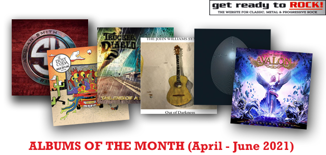 Albums of the Month (April-June 2021)