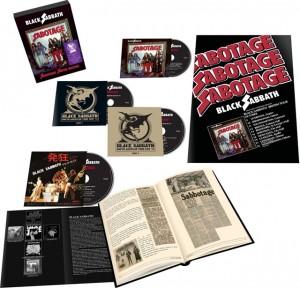 Black Sabbath Sabotage Competition