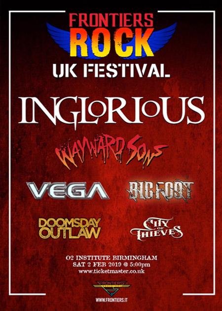 Frontiers Rock UK Festival