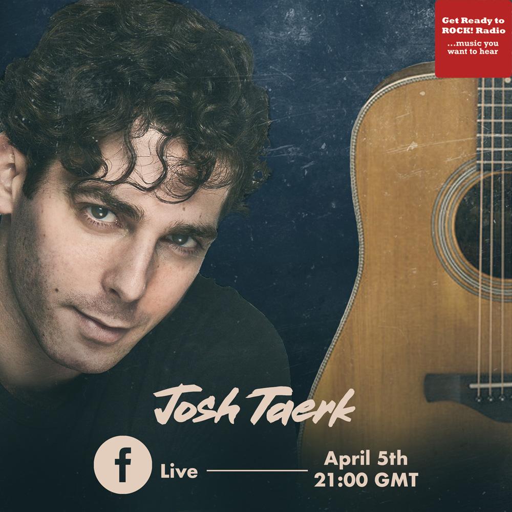 Get Ready to ROCK! - Josh Taerk
