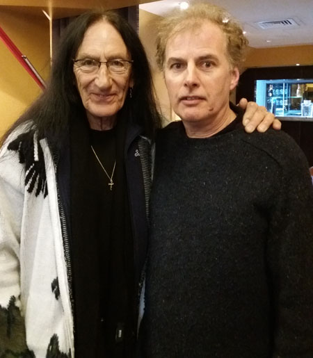Ken Hensley and Pete Feenstra
