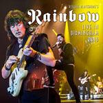 RITCHIE BLACKMORE'S RAINBOW - Live In Birmingham 2016