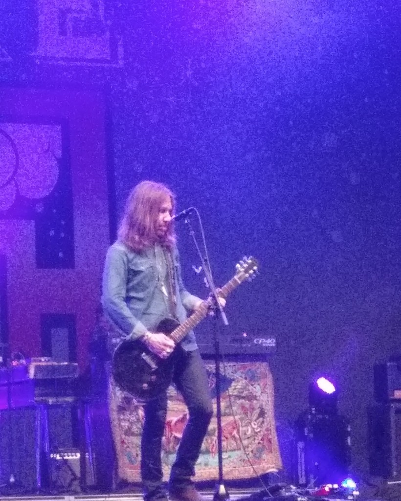 Blackberry Smoke - SUMMERFEST, USA, June/July 2017
