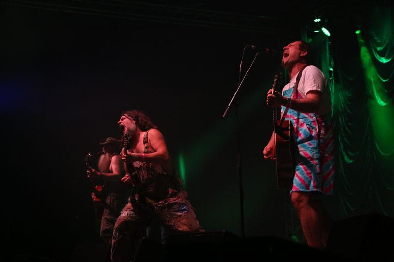 Hayseed Dixie - BEAUTIFUL DAYS FESTIVAL - Devon, 18-20 August 2017