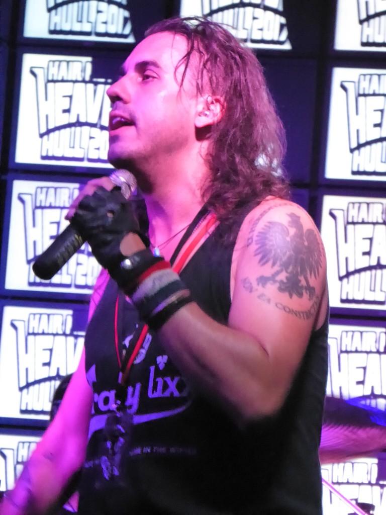 Crazy Lixx - HAIR METAL HEAVEN - Hull, 25-27 August 2017