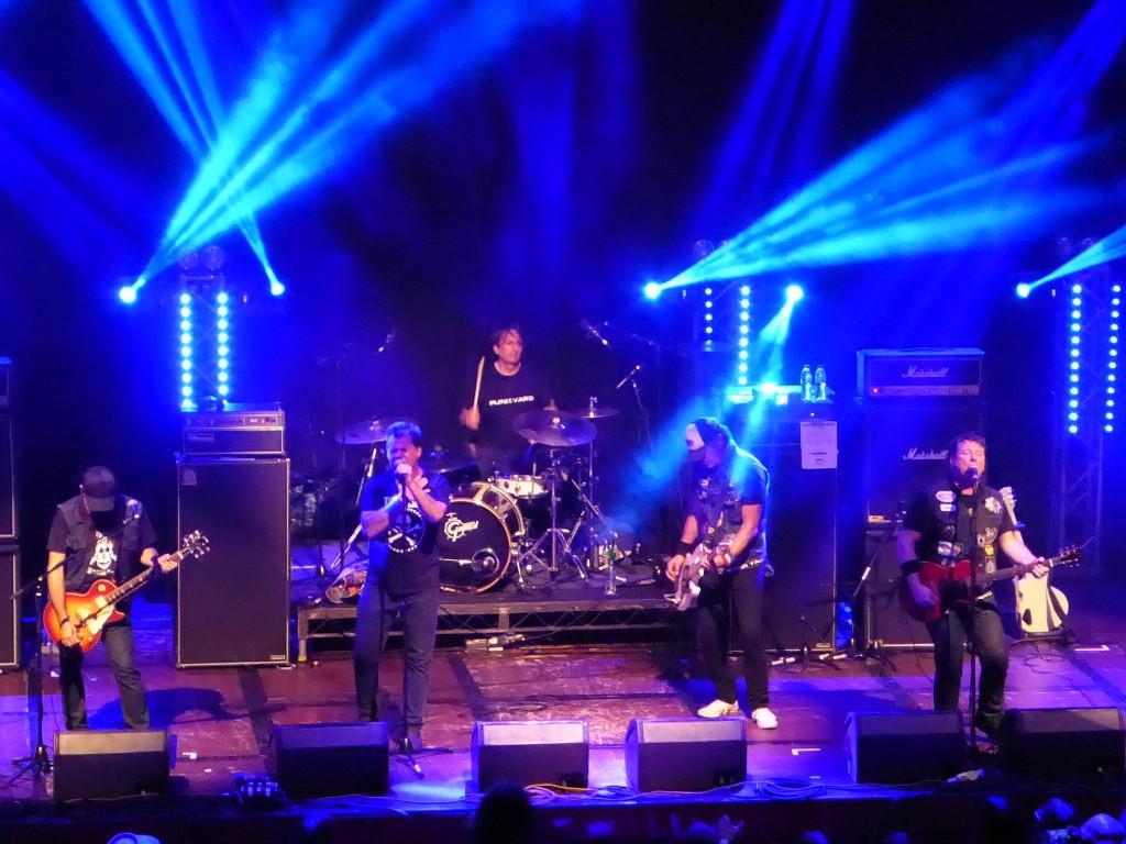 Junkyard - HAIR METAL HEAVEN - Hull, 25-27 August 2017