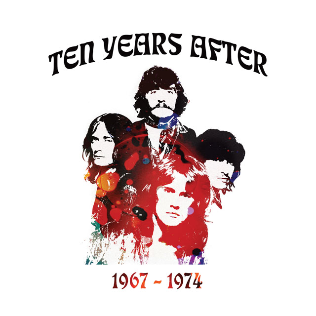 TEN YEARS AFTER - 1967-1974
