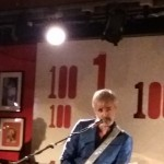 TRIGGERFINGER – 100 Club, London, 10 October 2017