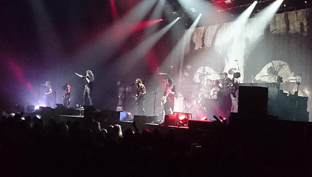 ALICE COOPER - Manchester Arena, 15 November 2017