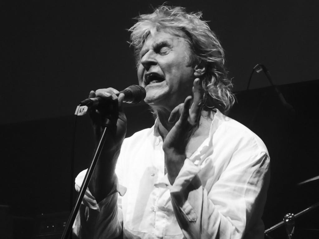 John Parr -  ROCKINGHAM FESTIVAL, 20-22 October 2017