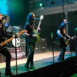 BLACK STAR RIDERS - Queens Hall, Edinburgh, 9 November 2017