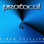 SIMON PHILLIPS - Protocol 4