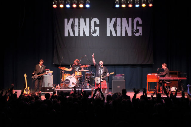 KING KING - Bath Forum, 20 January 2018