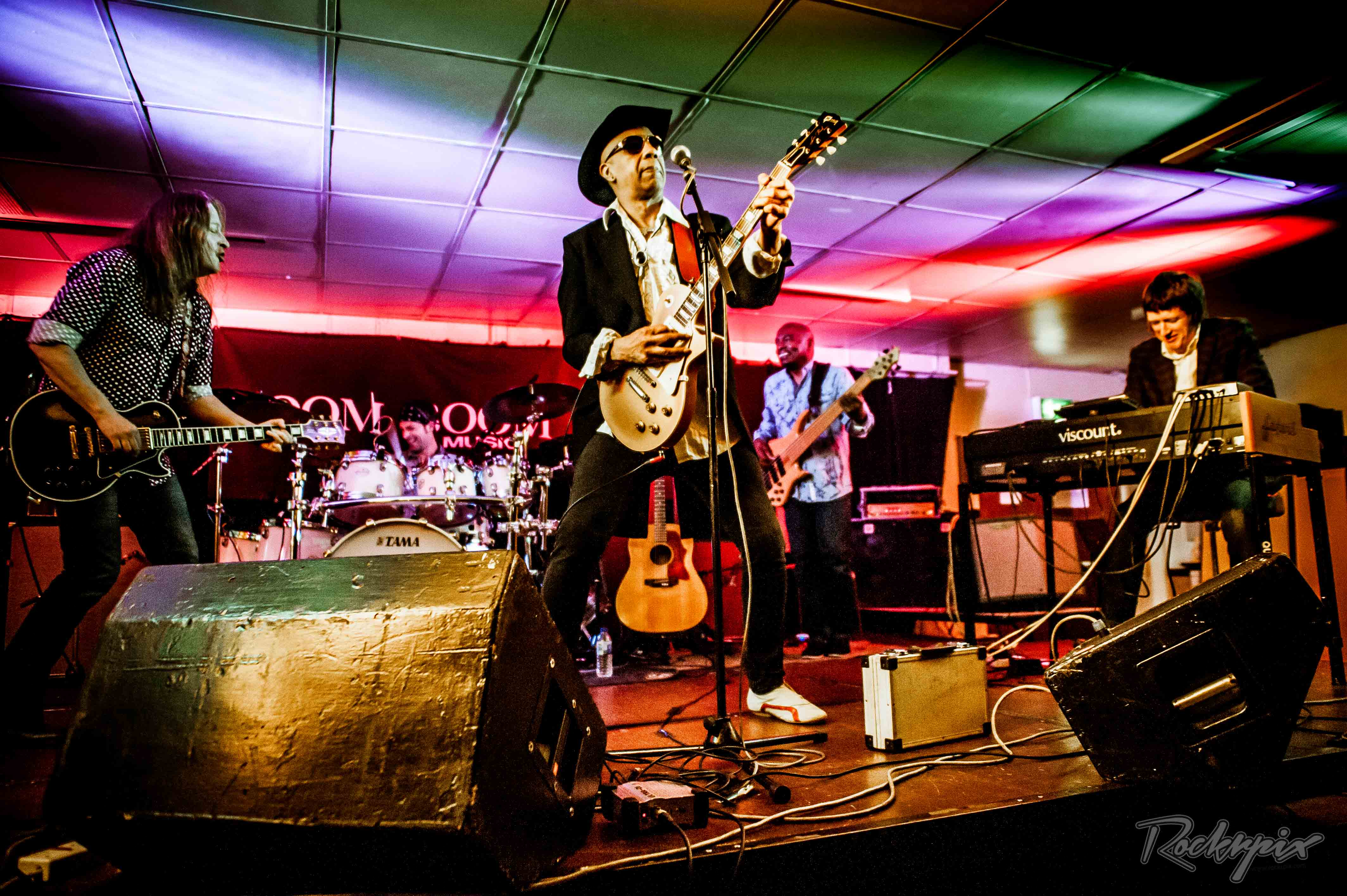 MALONE SIBUN BAND – Boom Boom Club, Sutton, 23 March 2018