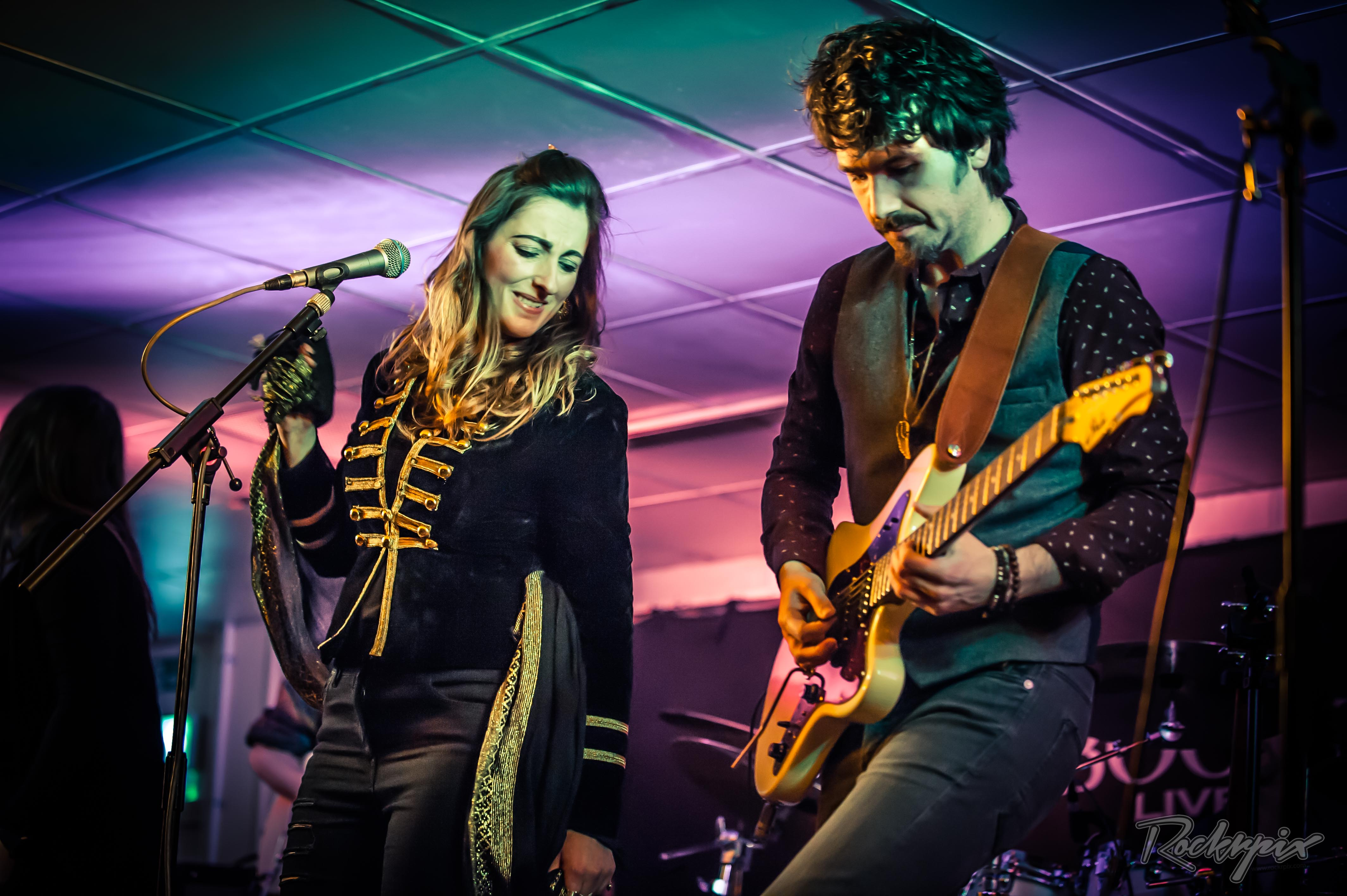 Lethbridge Owen Band – Boom Boom Club, Sutton, 23 March 2018