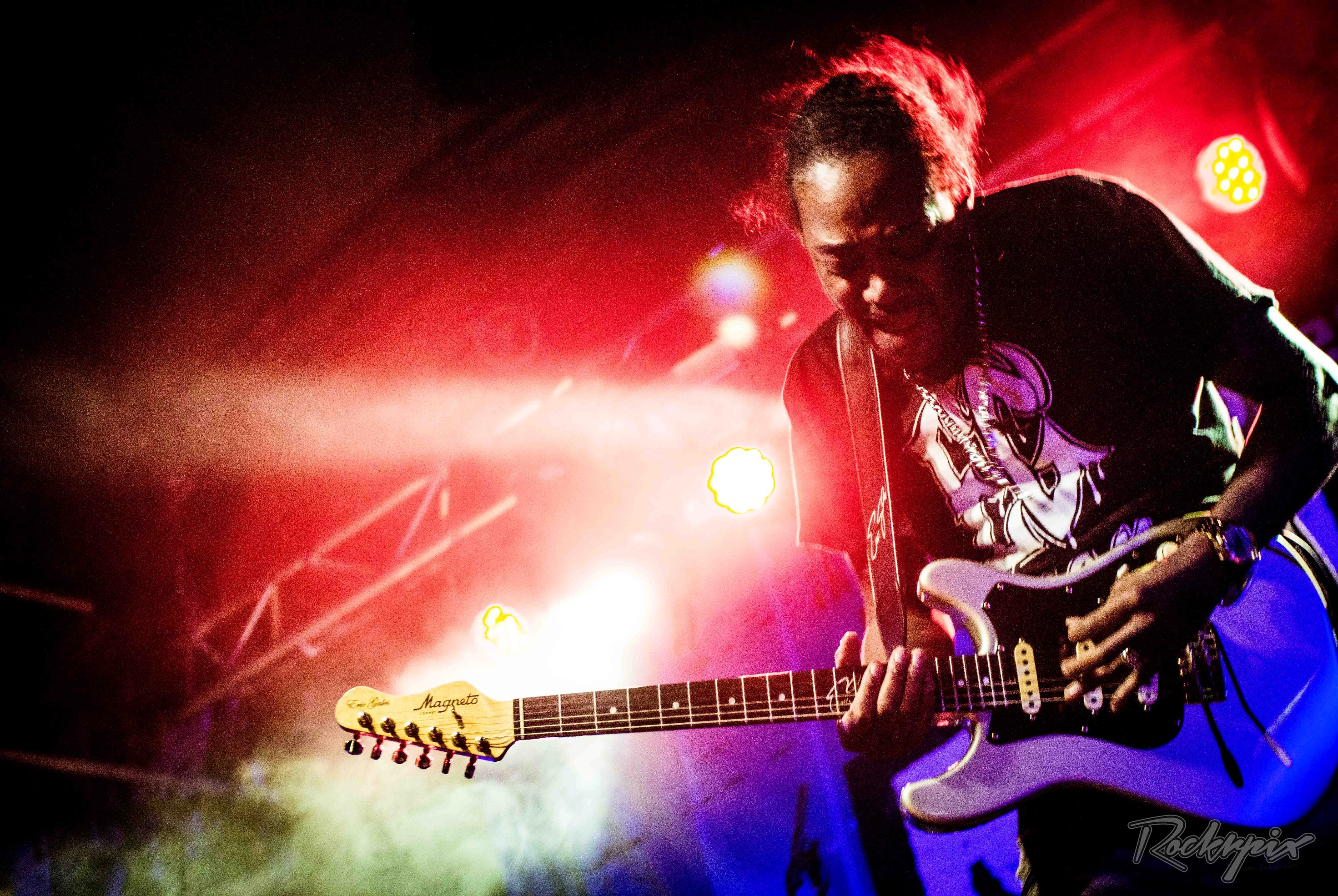 Eric Gales - ROCKIN' THE BLUES 2018 – The Garage, London, Saturday 17 March 2018