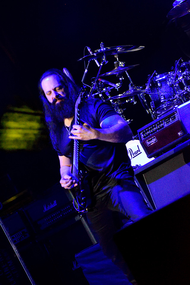 G3 2018 - JOHN PETRUCCI - Manchester Apollo, 27 April 2018